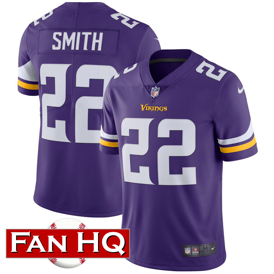 AVAILABLE IN-STORE ONLY! Harrison Smith Minnesota Vikings Purple Nike Limited Jersey