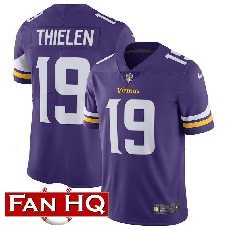 AVAILABLE IN-STORE ONLY! Adam Thielen Minnesota Vikings Purple Nike Limited Jersey