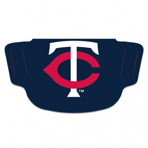 Minnesota Twins Primary Logo Fan Mask Face Cover