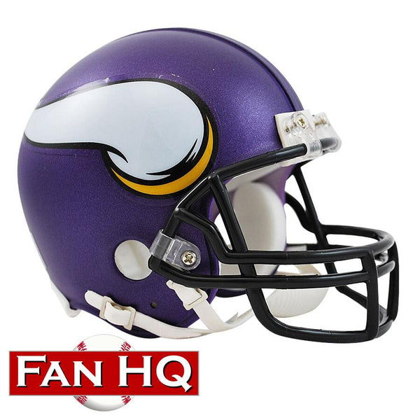 PRE-ORDER Kirk Cousins Autographed Minnesota Vikings Mini Helmet (With or Without Inscription)