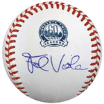Frank Viola Autographed Minnesota Twins 60th Season OMLB Baseball