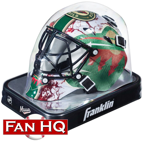 Minnesota Wild Franklin Mini Goalie Mask
