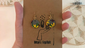 Gardencore earrings