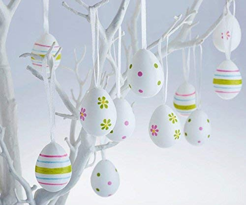 Pastel Easter Decorations for Table Party Favor Crackers for Easter Tree - 3 LEFT