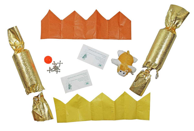 Easter Gold Foil Celebrations Table Decorations Party Favors Crackers