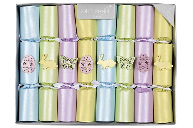 Easter Bunny Egg Bird Butterfly Christmas Crackers Decorations for Table Party Favor Ornaments for Tree (8)