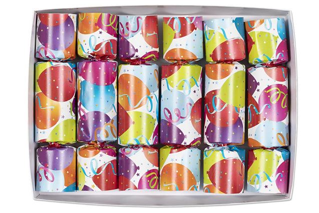 Balloon Fun Girl Boy Men Women Birthday Party Favor Popper Christmas Crackers