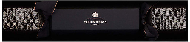 Stay at Home Molton Brown Skin Care Bath and Shower Gel Luxury Party Favor Cracker