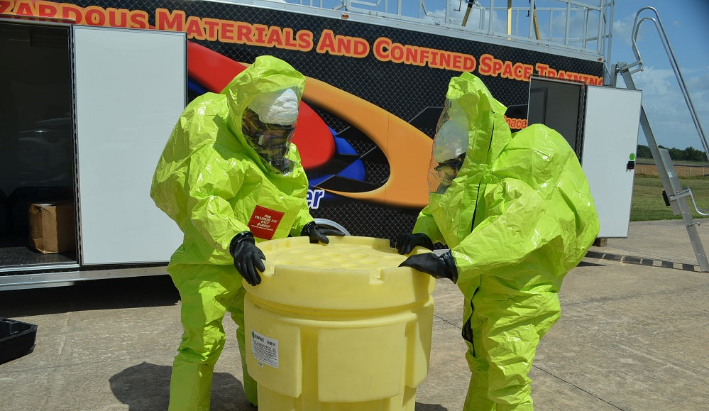 Hazmat Response Teams in the Midwest