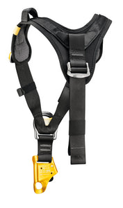 black and yellow TOP CROLL® L rear view