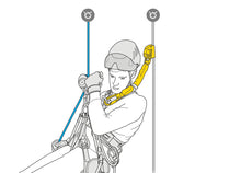Load image into Gallery viewer, Petzl ASAP'SORBER AXESS