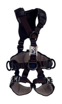 3M DBI-SALA Exofit NEX Rescue Harness w/ Chest Ascender