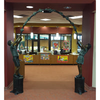Arbor Children Entryway - Boy and Girl
