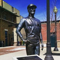 Custom Bronze Baseball Sculpture | Baseball Art | Baseball Statues Stadiums