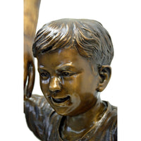 Custom Children and Family Bronze Sculptures