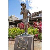 Custom Golf Statue The Legend of the Ladybug