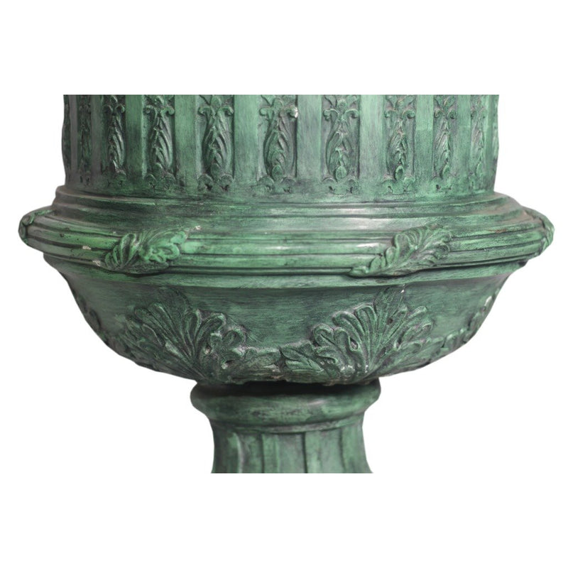 Classic Bronze Urn for Home & Garden