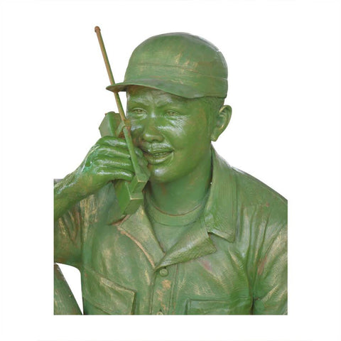 Vietnam Soldier Custom Design