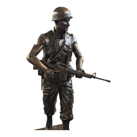 USA Vietnam War Soldier