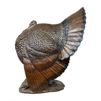 Bronze Turkey Statue