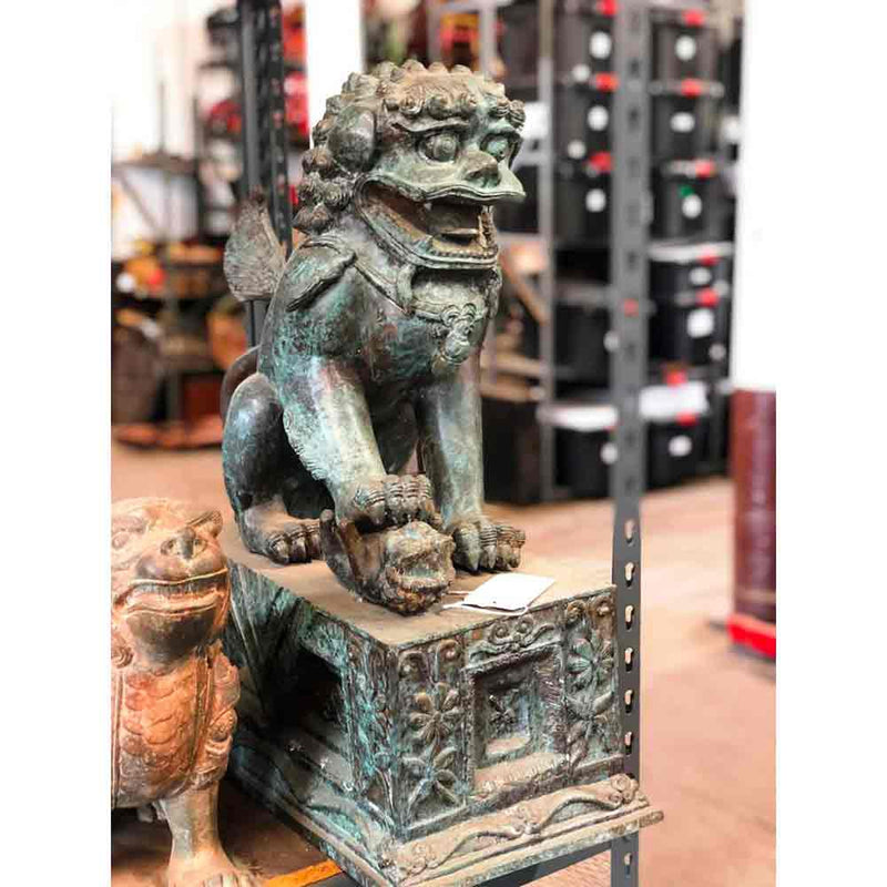Foo Dog Guardian Lion
