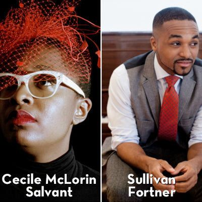 """Cecile McLorin Salvant with Sullivan Fortner"""