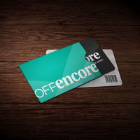 OFFencore.com Gift Card