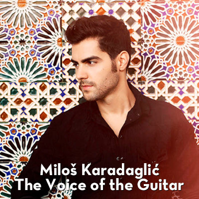 """MILOS - The Voice of the Guitar"""