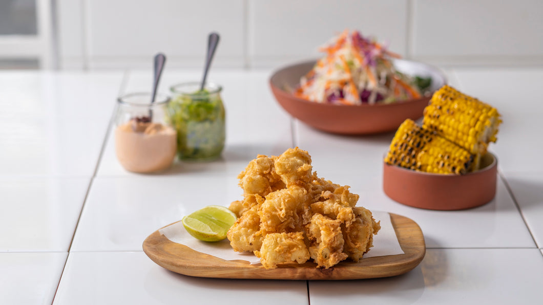 BUTTERMILK FRIED CAULIFLOWER