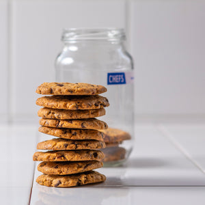 CHOCOLATE CHIP COOKIE JAR