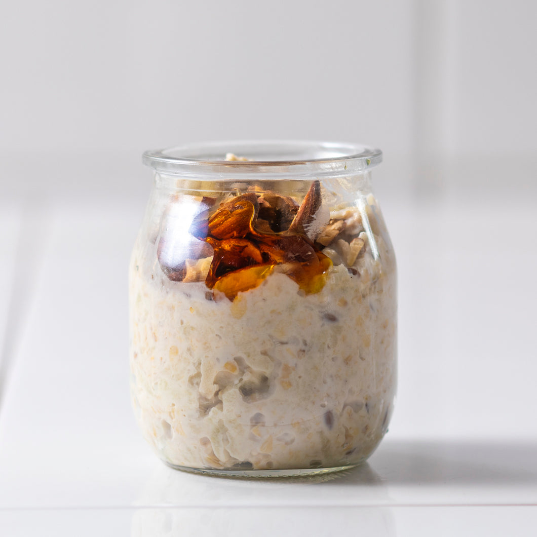 BIRCHER MUESLI POT