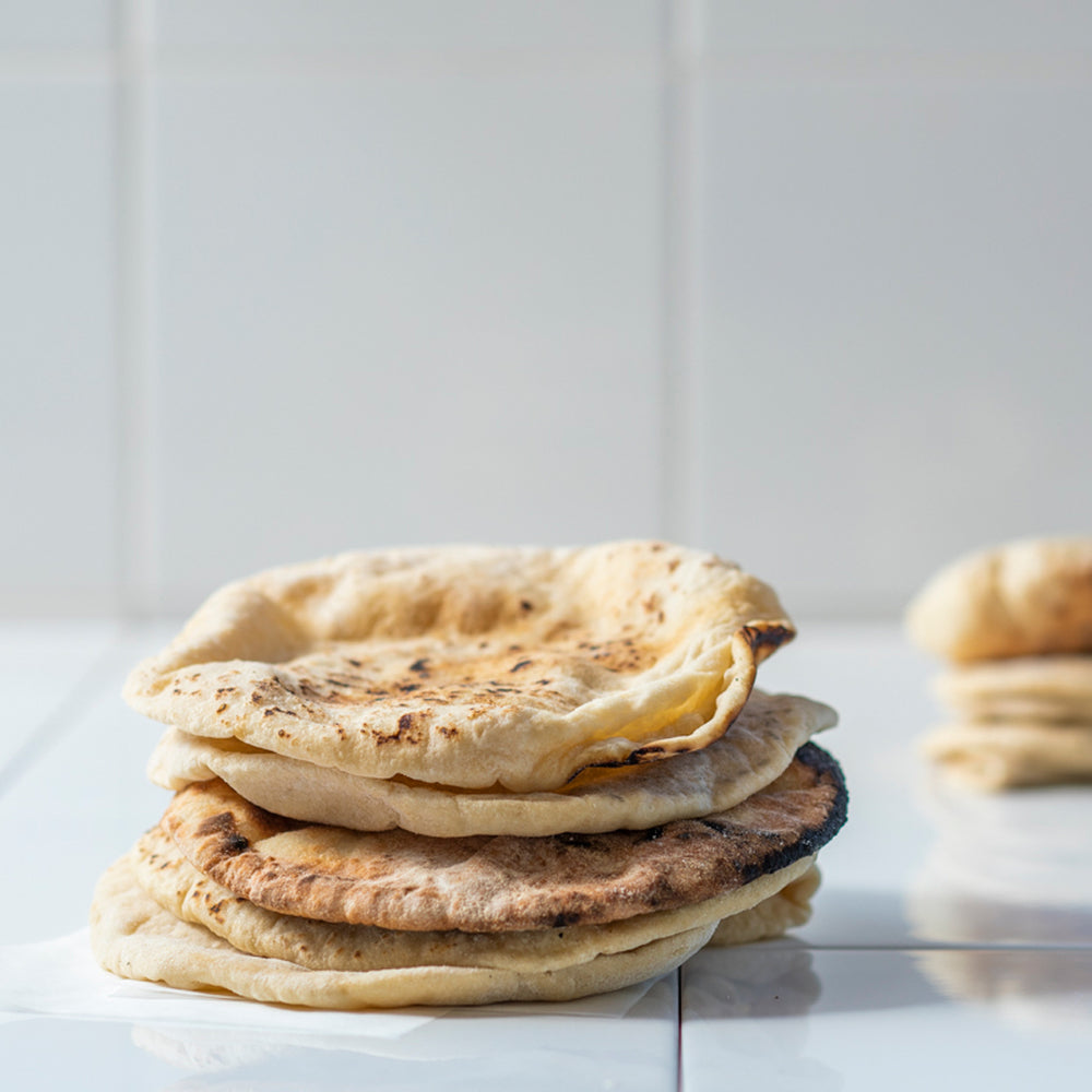 PITA BREAD (4 PER PACK)