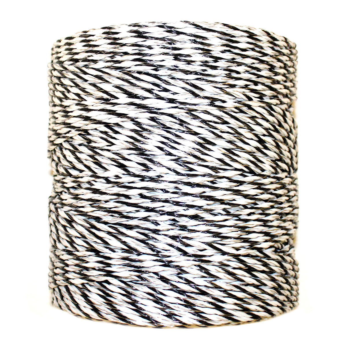 Electric Fence Poly Wire 9 Strand - B/W 1312'