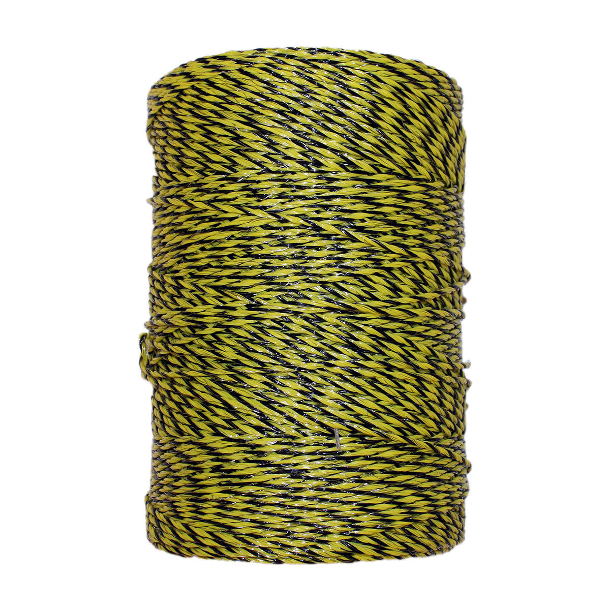 Electric Fence Polywire 1312', Yellow/Black