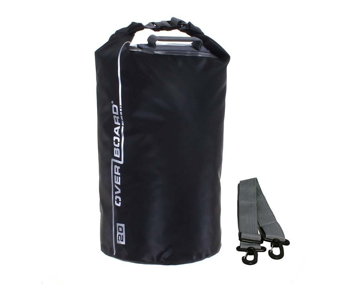 OverBoard Waterproof Dry Tube Bag - 20 Litres | OB1005BLK