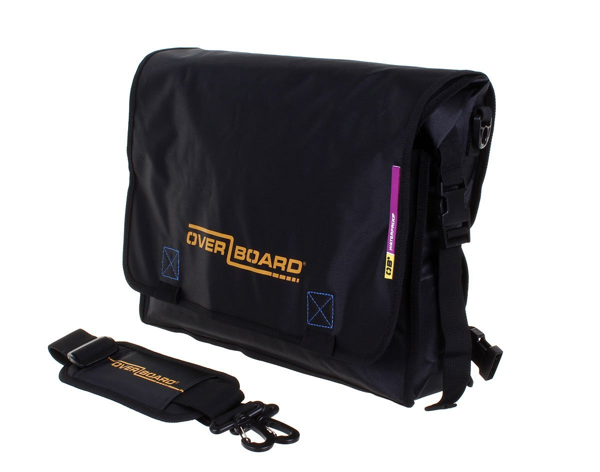 Waterproof Messenger Bag With Stabiliser Strap