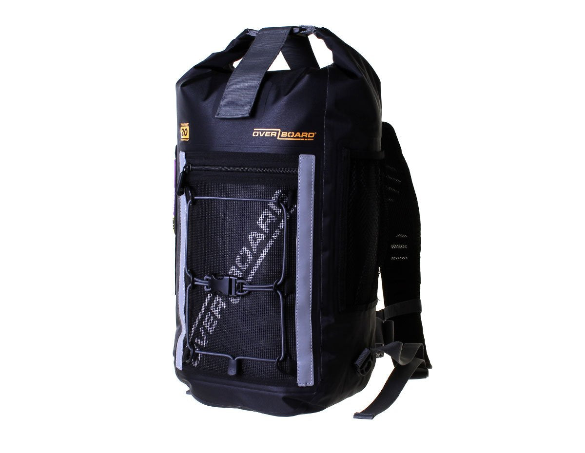 OverBoard Pro-Light Waterproof Backpack 20 Litres | OB1135BLK