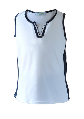 girls tennis top