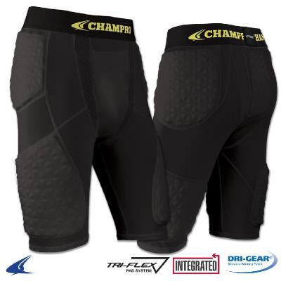 Youth Champro Padded Basketball Shorts