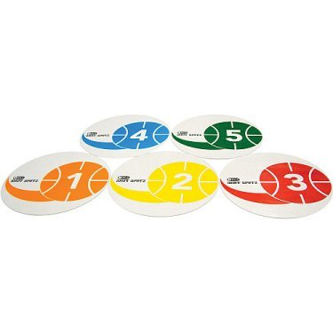 Basketball Training Markers