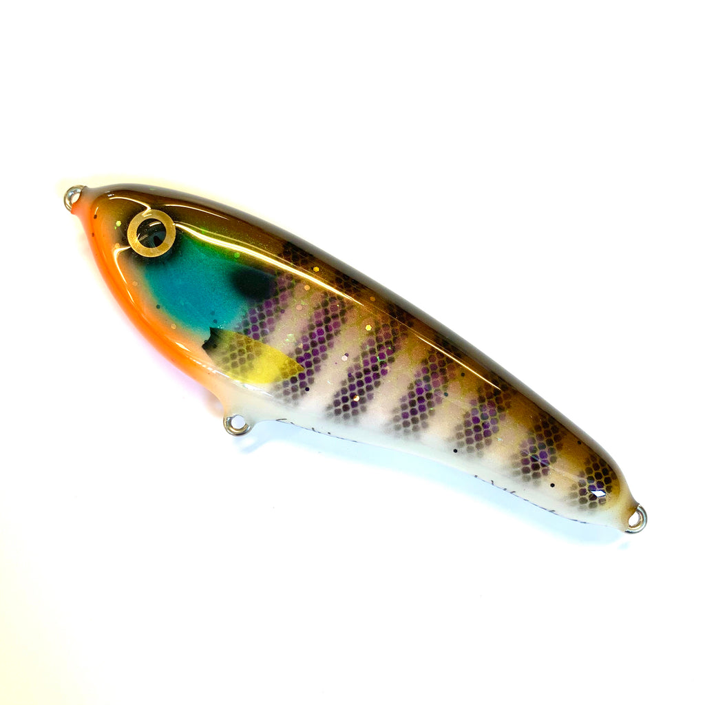 HANDCRAFTED CUSTOM LURES