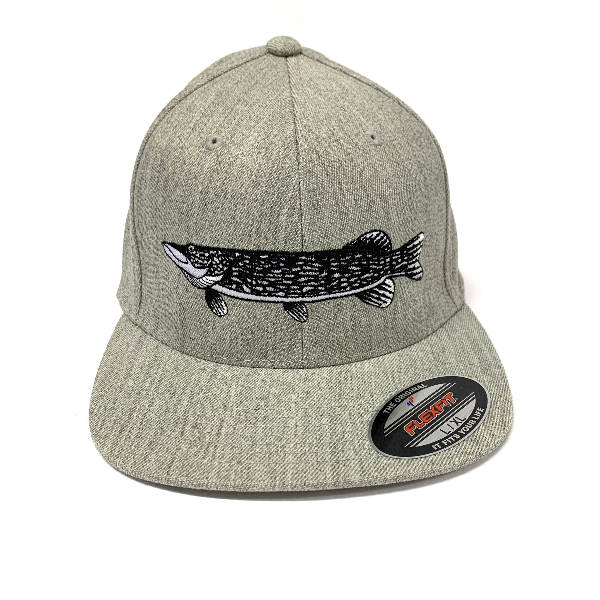 PIKE LOGO FLEXFIT FITTED