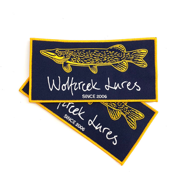 WOLFCREEK LURES NET PATCH