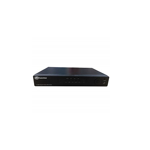 Trueview T37526 - 4 Ch AHD 4MP DVR (4 Audio)