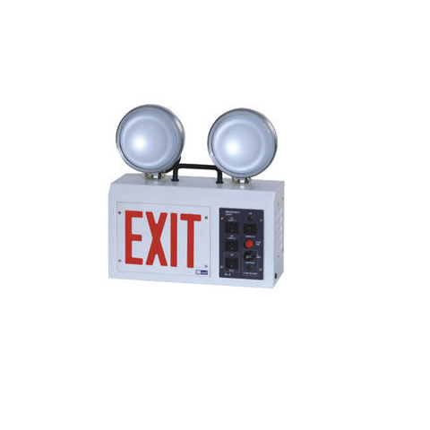 Agni Suraksha - EM-SPL-WEX - Emergency Spot Light with Exit
