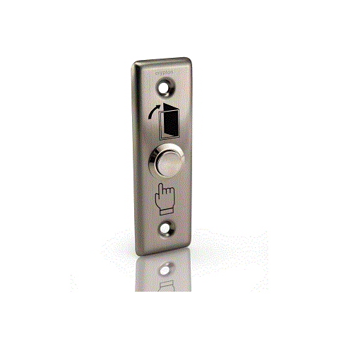 SBJ SWS 05 - Stainless Steel Exit Switch (3x1)