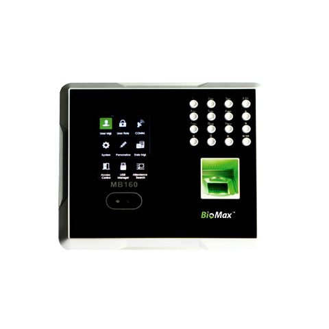 Biomax MB 160 Multi-Bio Time Attendance with Access Control Functions