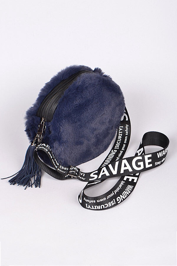 Savage Faux Fur
