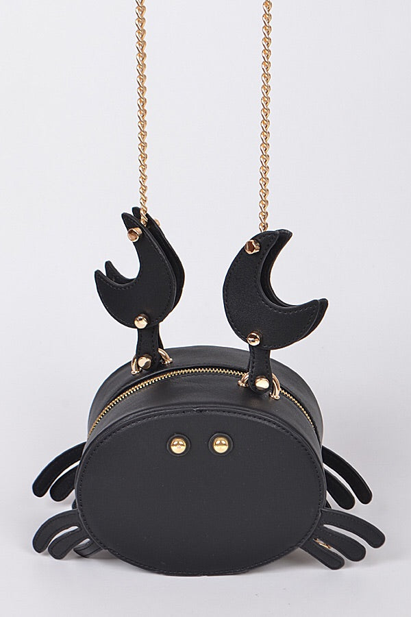 Crab Chic Handbag