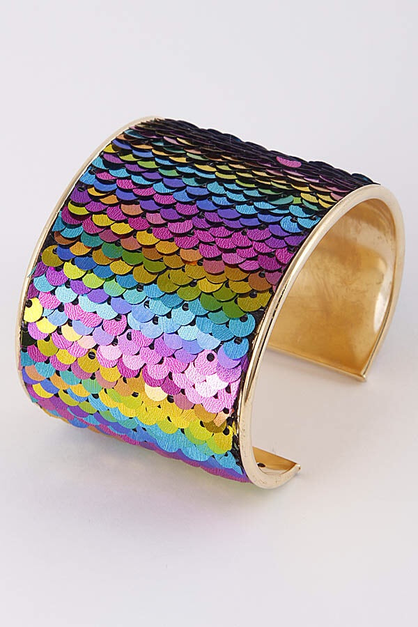 Mermaid Skin Cuff